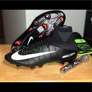 Nike Mercurial Superfly V SG-Pro Mens 831956-014